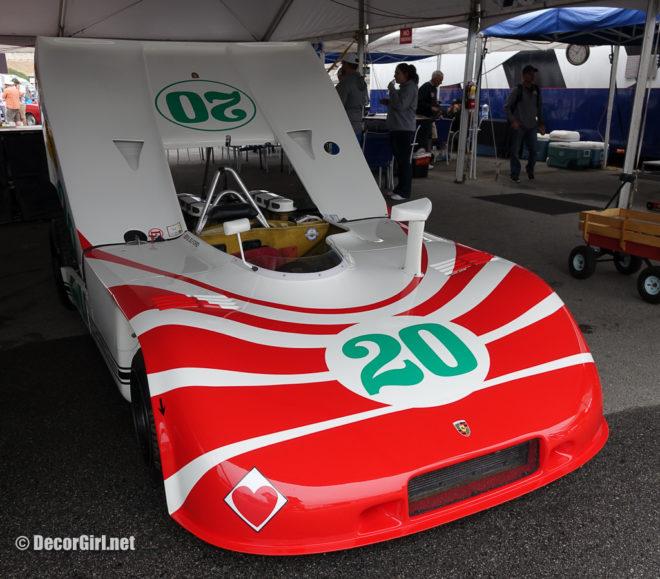 VIC-ELFORD PORSCHE 908/3 at Rolex Motorsports Reunion