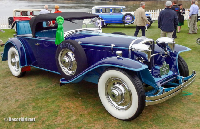 1930 Ruxton C Baker-Raulang Roadster