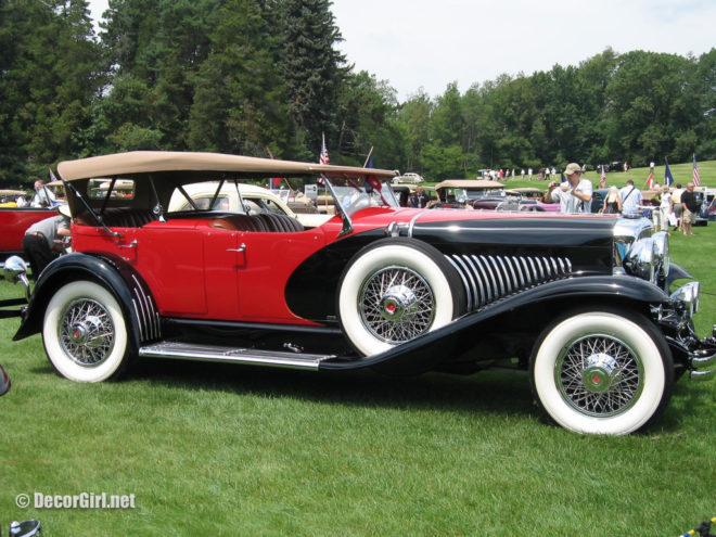 1932 Duesenberg Model J LeBaron Phaeton