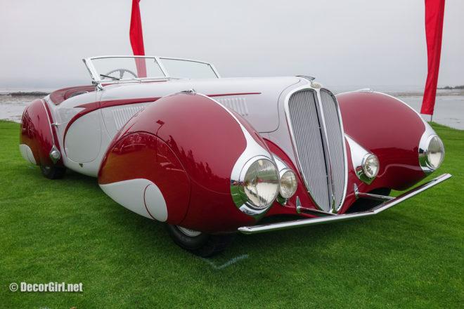 1937 Delahaye Roadster 135 Compétition