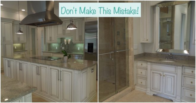 Don't make this cabinetry mistake