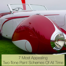 The 7 Most Appealing Two-Tone Paint Schemes Of All Time