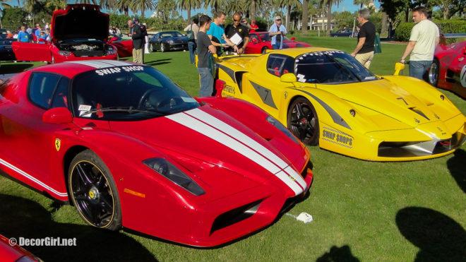 Preston Henn's Enzo and Ferrari FXXs