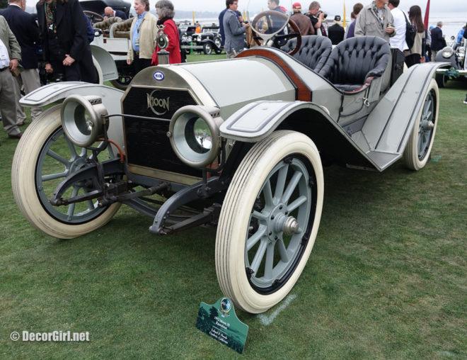 1912 Moon 30 Raceabout