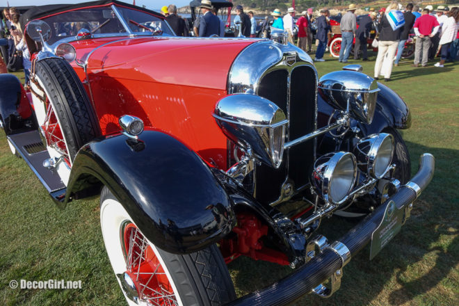 1928 Auburn 8-115 McFarlan Speedster