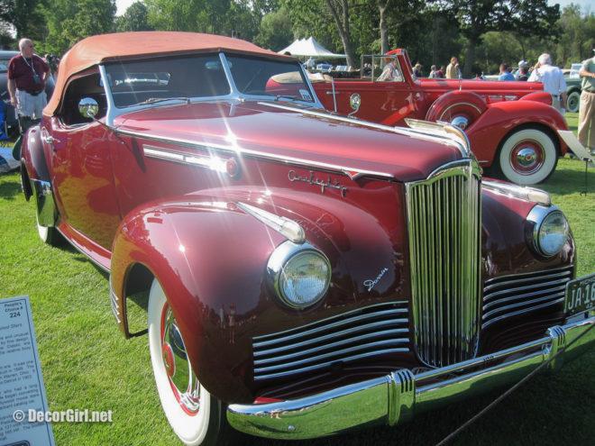 1942 Packard Super-8 One Eighty Darrin