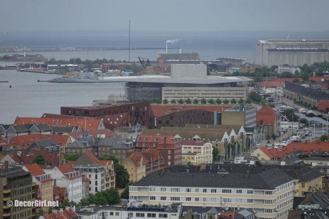 Copenhagen at 6 am