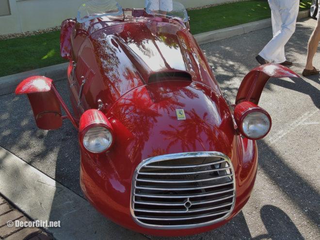 1947 Ferrari 125 S Extra body