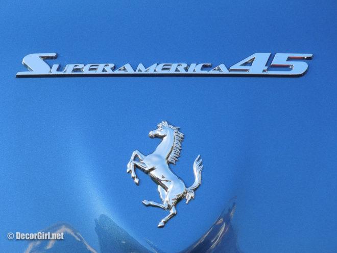 Peter Kalikow's 2011 Ferrari Super America 45