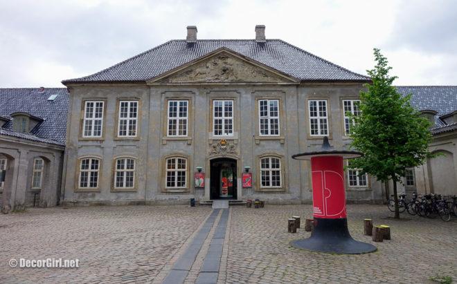 Danish Design Museum Copenhagen