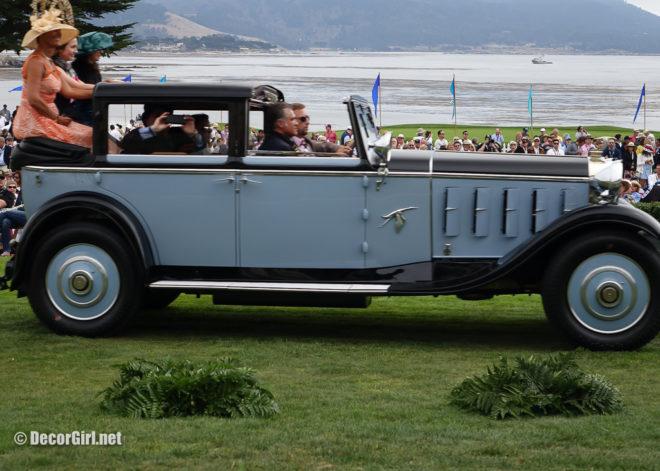 1922 Hispano-Suiza H6B Chapron Splendid Landaulet
