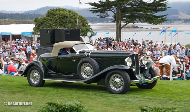 Most Elegant Open Car 1932 Auburn 12-160A Speedster