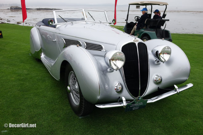 1939 Delahaye 135 MS Figoni & Falaschi Cabriolet