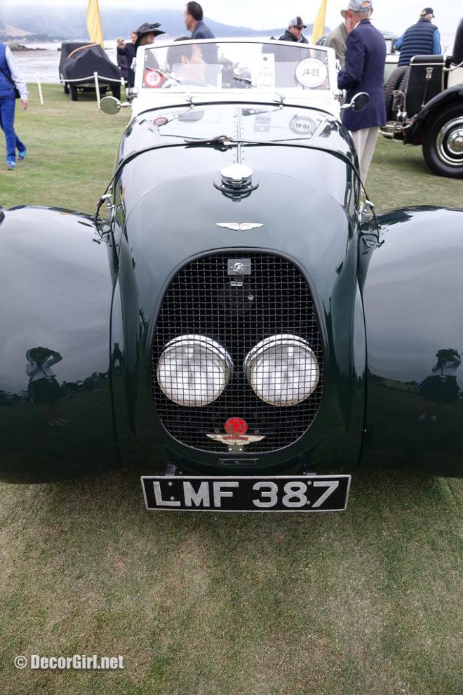 1940 Aston Martin Type C Speed Model