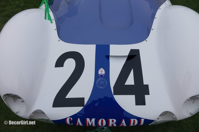 1959 Maserati Tipo 60/61 Allegretti Birdcage