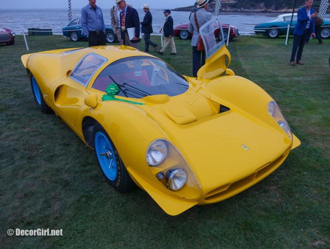 1967 Ferrari 412 P Competizione