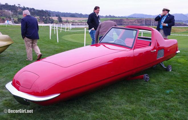 1967 Gyro-X car