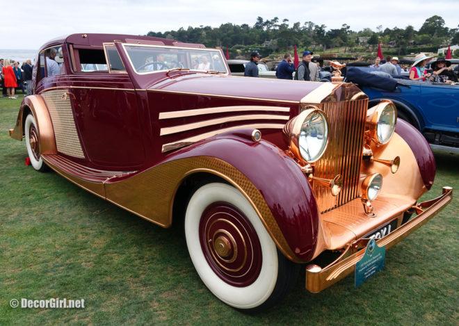 Copper Rolls-Royce