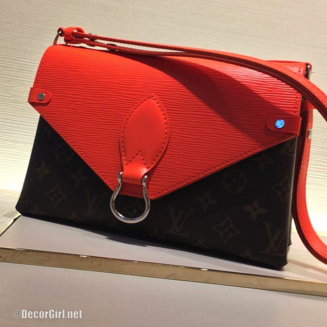 Louis Vuitton bag shopping in Paris