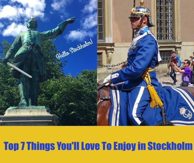 Top 7 Things You'll Love To Enjoy in Stockholm