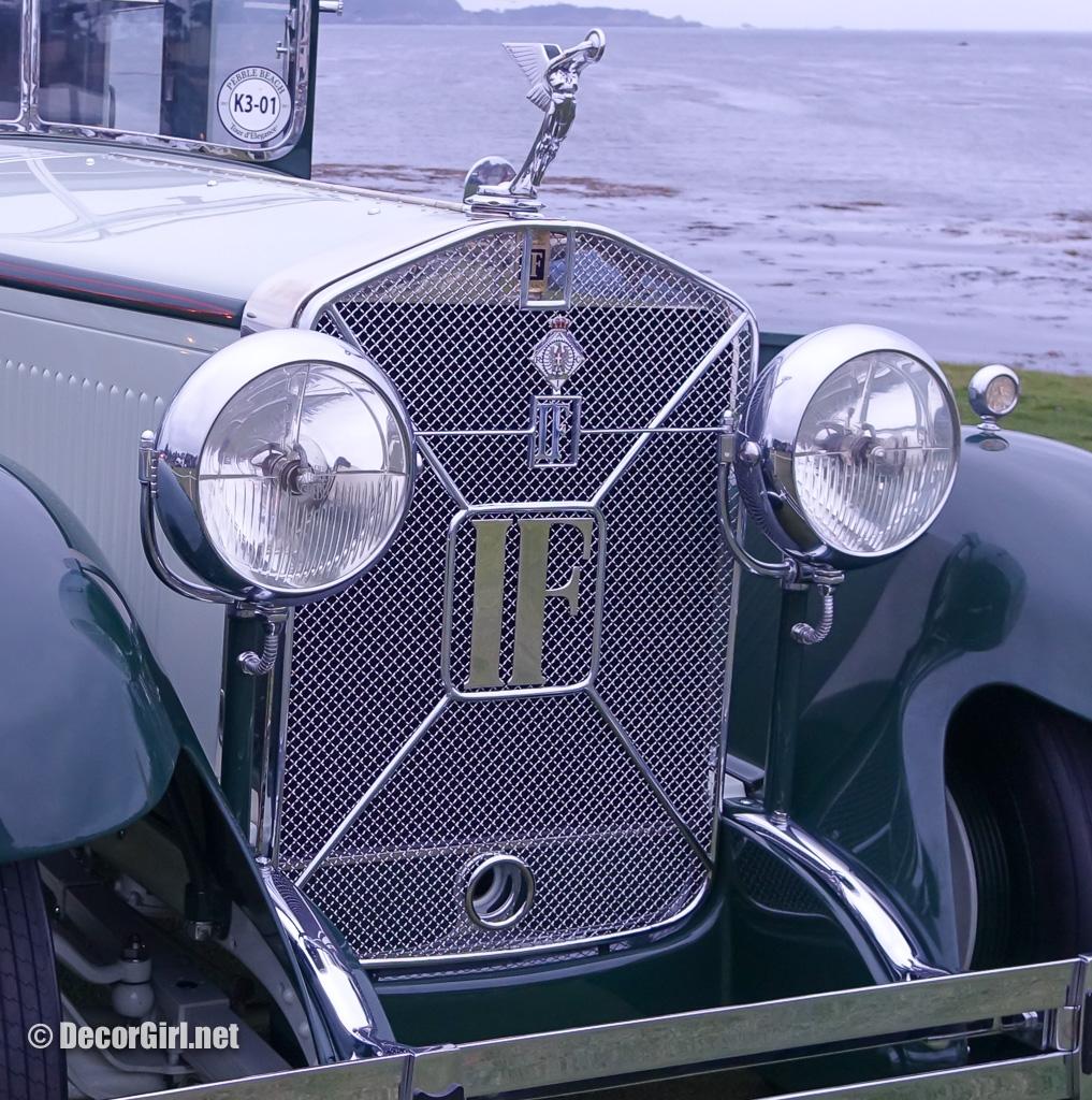 1928 Isotta Franschini Tipo 8A S Castanga Landaulet