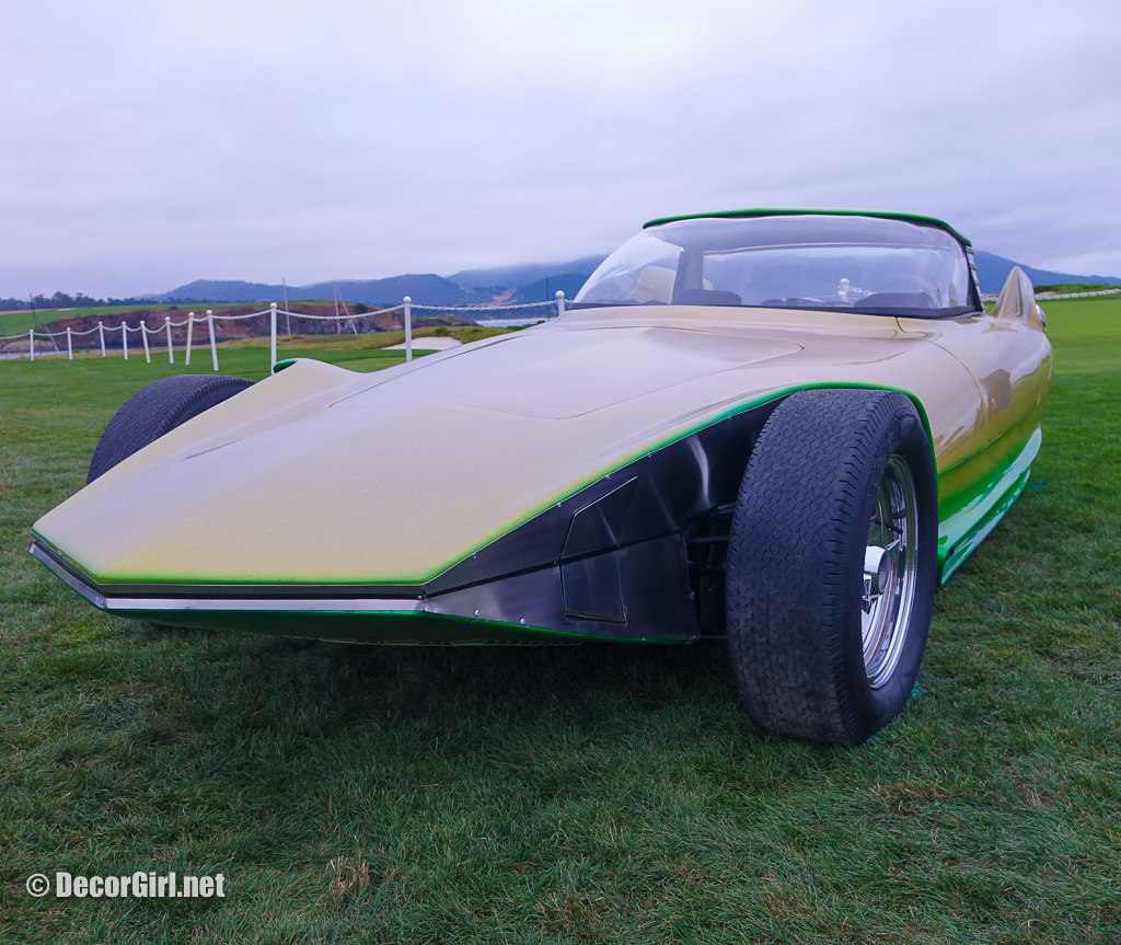 1964 Reactor Gene Winfield Custom Coupe at Pebble Beach