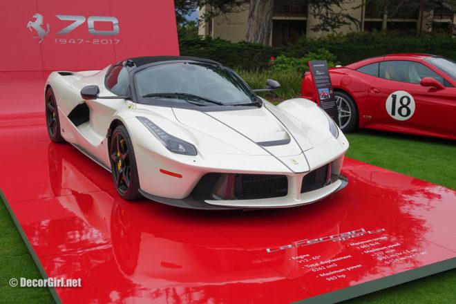 Anniversary Collection 2017 La Ferrari Aperta 70