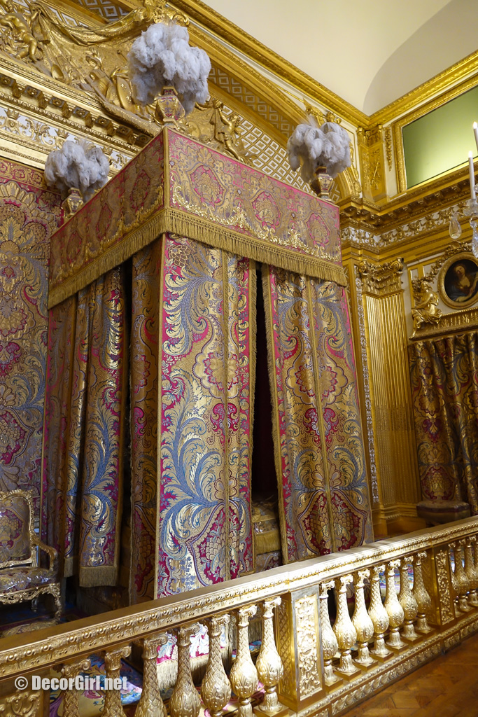 Kings Bedchamber at Versailles