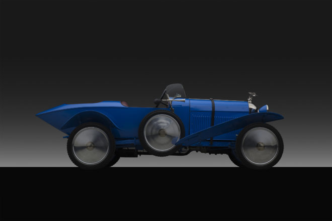 1924 Amilcar CGS3 by Bill Pack