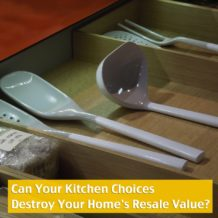 Good kitchen design choices to enhance resale value