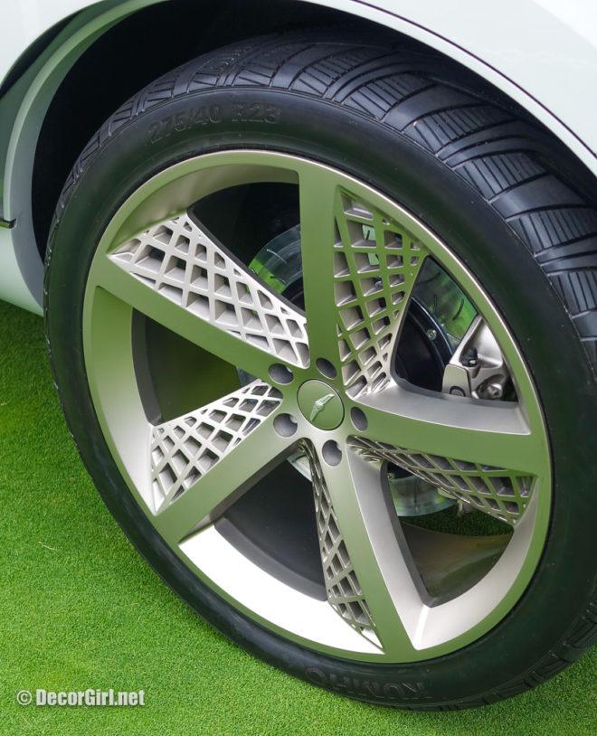 Genesis GV80 Wheels
