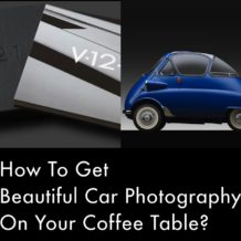 Automotive Photography book by Bill Pack