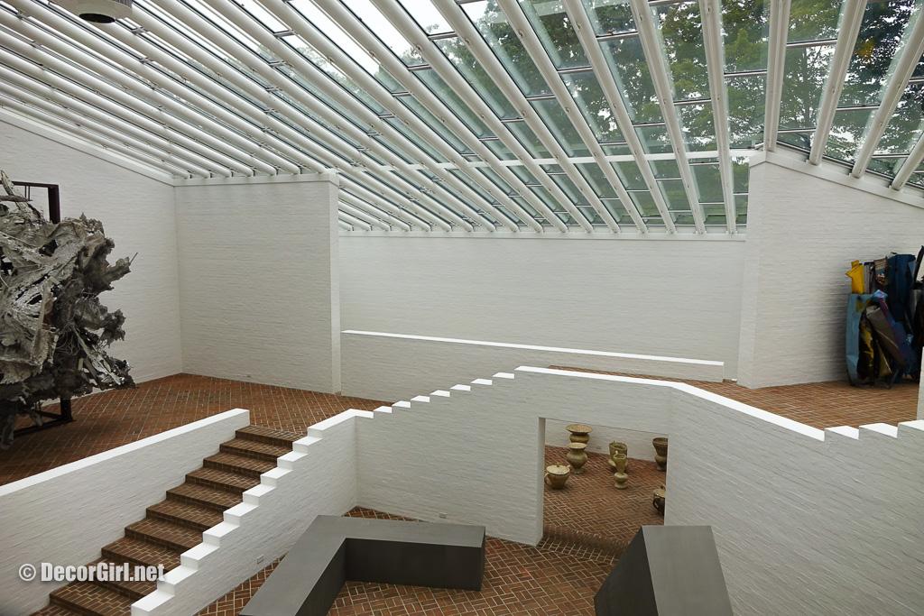 Sculpture Gallery by Philip Johnson