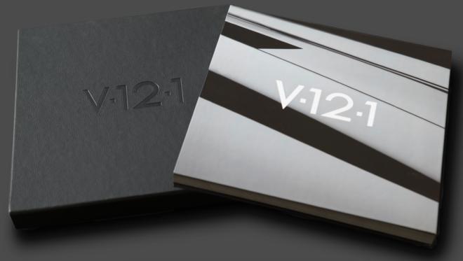 V-12-1 Automotive Photography Book