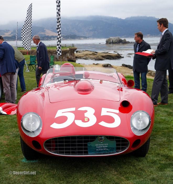 Only 957 Ferrari 315 S Scaglietti Spider left