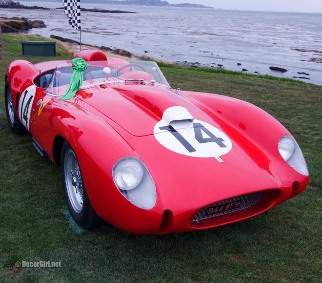 Factory 1958 Ferrari 250 Testa Rossa Scaglietti Spyder chassis 0728