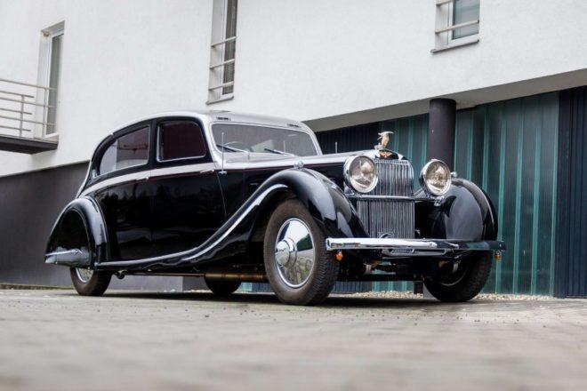 1937 Hispano-Suiza J12 Gurney Nutting