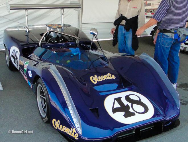 1968 Gurney McLeagle, McLaren M6B