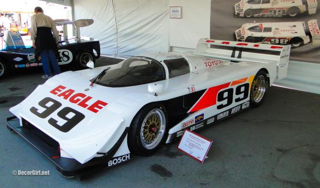 1993 Eagle GTP Mk III Toyota