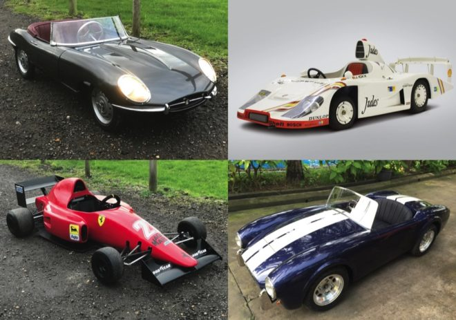 Children's collector cars