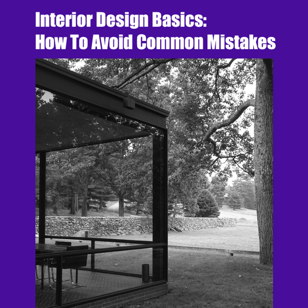 Interior design basics how to avoid common mistakes - Common mistakes in interior decor ...