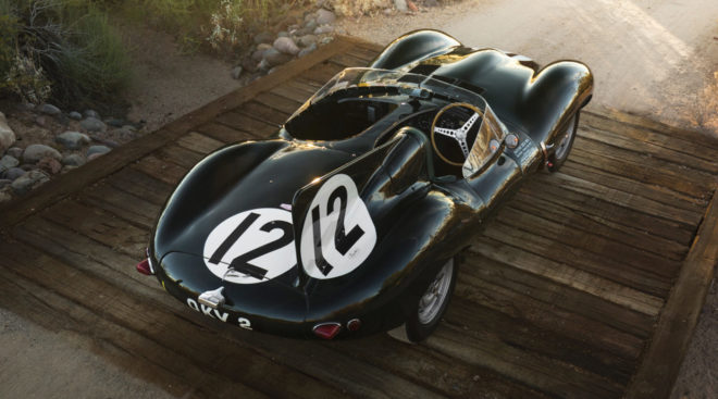 1954 Jaguar D Type 0KV2
