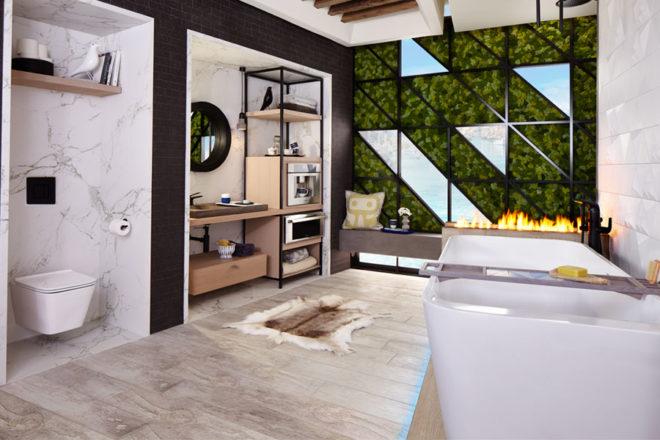 Bathroom Design by Michele Alfano
