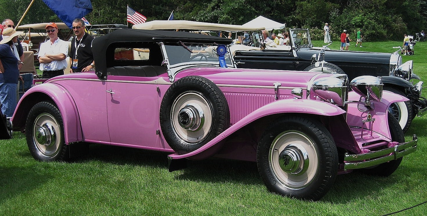 Pretty Easter Colors On Classic Cars | Decor Girl