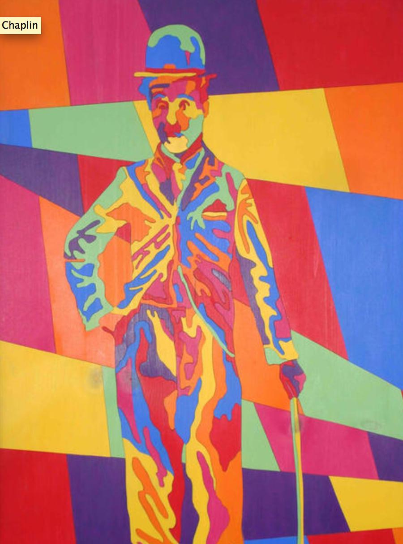 Chaplin by Dave Danchuk