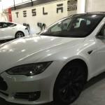 Test Drive: Tesla Model S P85