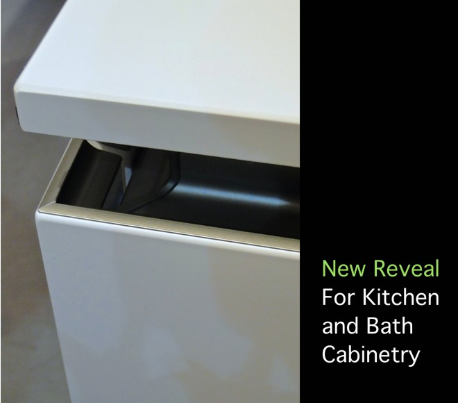 New Reveal for Kitchen and Bath
