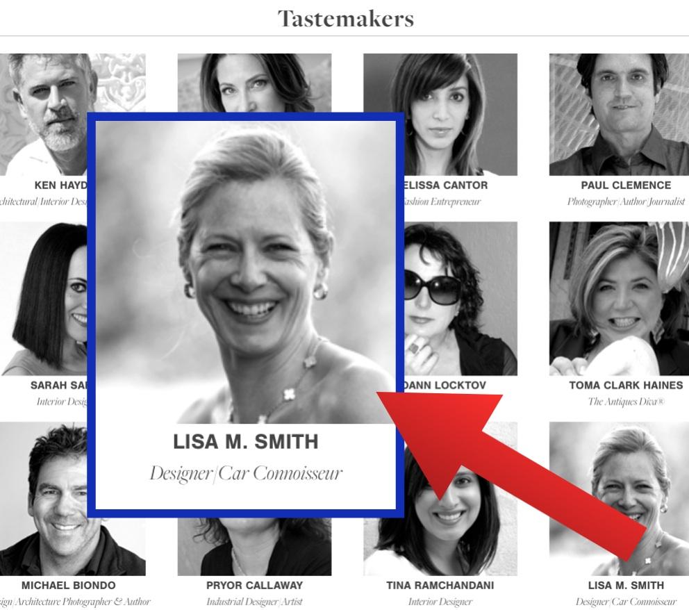 Global Lighting Tastemaker Lisa M. Smith