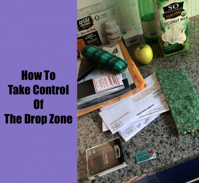 How To Control The Drop Zone