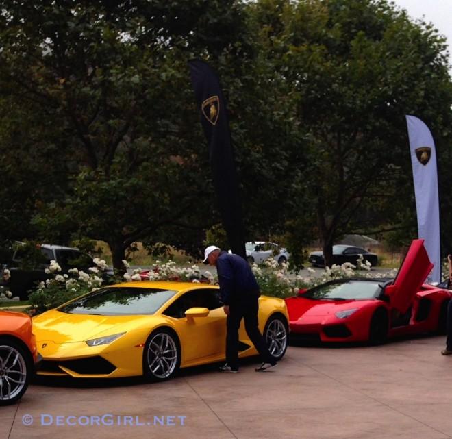 Lamborghini Huracan and Aventador Test Drive